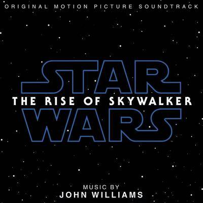 Cover art for Star Wars: The Rise of Skywalker (Original Motion Picture Soundtrack)