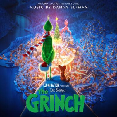 Cover art for Dr. Seuss' The Grinch (Original Motion Picture Score)