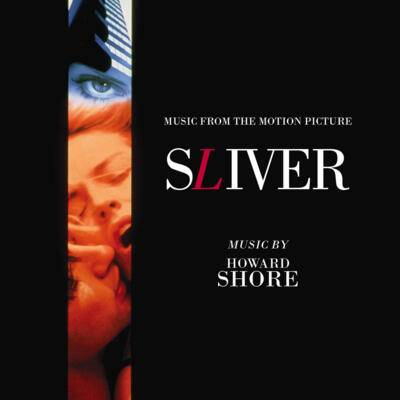 Cover art for Sliver (Music From The Motion Picture)