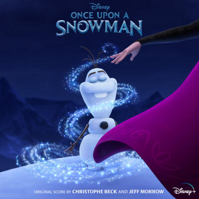Cover art for Once Upon a Snowman - Single
