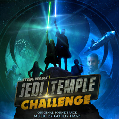 Cover art for Star Wars: Jedi Temple Challenge (Original Soundtrack)