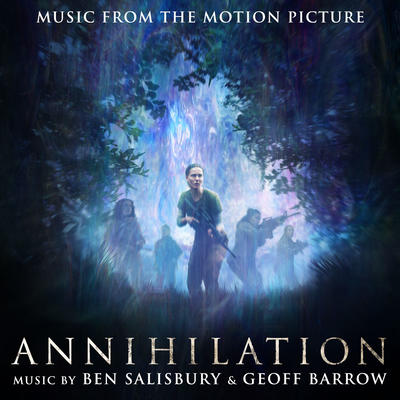 Cover art for Annihilation (Music From The Motion Picture)