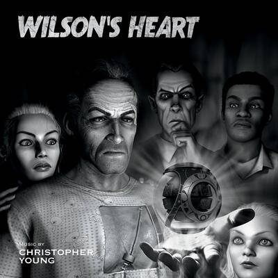 Cover art for Wilson's Heart (Original Video Game Soundtrack)